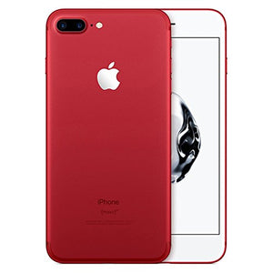Apple iPhone 7 Plus, GSM Unlocked, 32GB - Red (Refurbished)