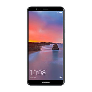 "Huawei Mate SE Factory Unlocked Cell Phone, 5.93"" - 4GB/64GB Octa-core Processor,  16MP + 2MP Dual Camera,  GSM Only, Grey (US Warranty)"