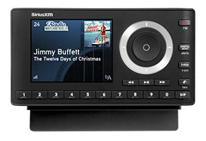 SiriusXM SXPL1V1 Onyx Plus Radio, Satellite Radio with Vehicle Kit With Free 3 Months Satellite and Streaming Service
