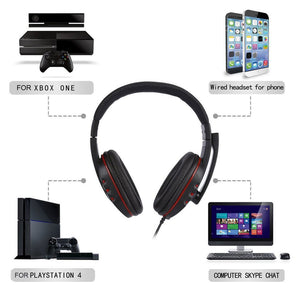 Comfortable USB Wired Headset For Advanced Telemarketing Or Gaming