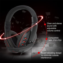 Load image into Gallery viewer, Comfortable USB Wired Headset For Advanced Telemarketing Or Gaming