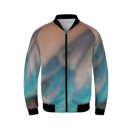 Bird of life. Men's Bomber Jacket