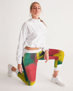 Rasta Colors. Women's Track Pants