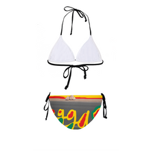 Load image into Gallery viewer, Women's Triangle String Bikini