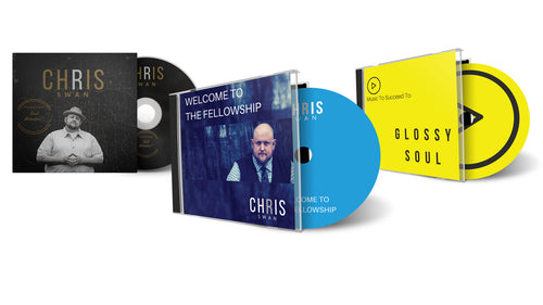 Soul Motivation Records 3 Album Digital Bundle
