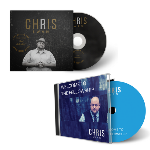 Chris Swan 2 CD Bundle!