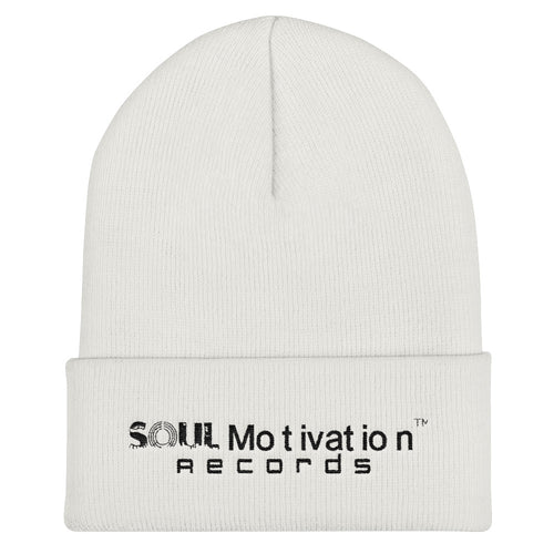 Soul Motivation Records Cuffed Beanie