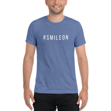 Load image into Gallery viewer, #SMILEON Short-Sleeve T-Shirt