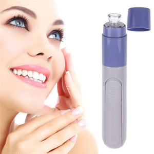 Portable Facial Skin Pore Cleaner Dirt Vacuum Acne Pimple Remover Tool