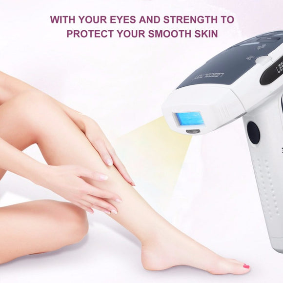 Home pulsed Light hair remover
