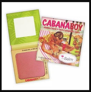 CabanaBoy® Shadow/Blush the balm