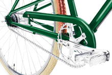 Load image into Gallery viewer, CREM CAFERACER LADY DOPPIO SPARKLING EMERALD COPPER DYNAMO 7s
