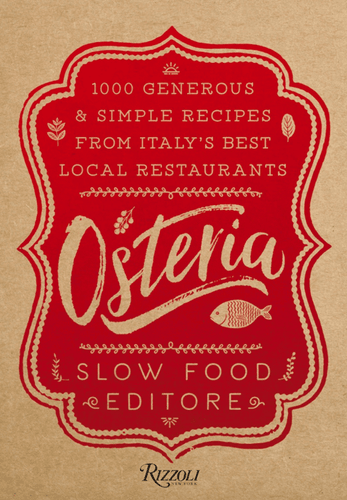 OSTERIA- Slow Food Editore