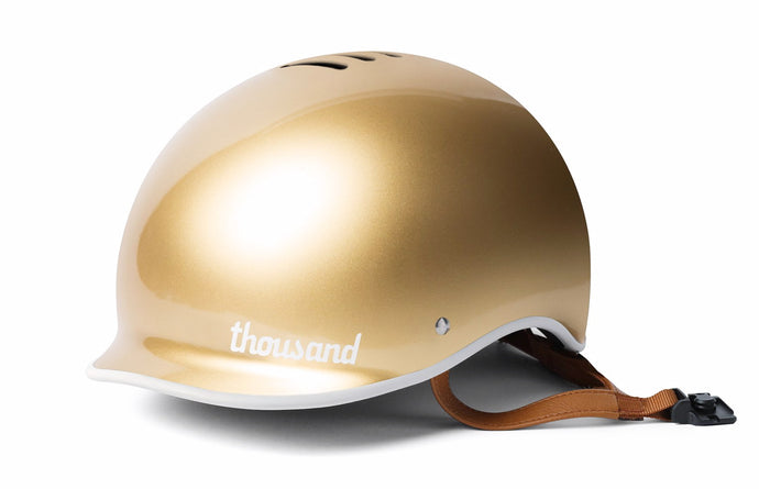 golden thousand helmet
