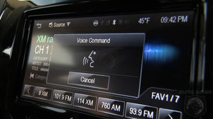 5 used cars with best voice-activated controls