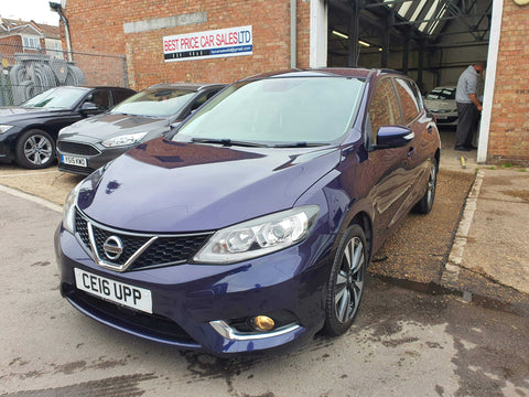 Nissan Pulsar Hatchback 1.5 dCi N-Tec 5d - Best Price Car Sales Ltd