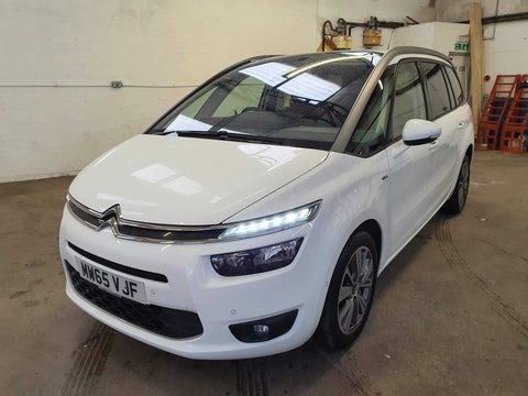 Citroën Grand C4 Picasso 1.6 BlueHDi Exclusive 5d EAT6 - Best Price Car Sales Ltd