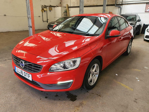 Volvo S60 D3 (150bhp) Business Edition 4d Geartronic - Best Price Car Sales Ltd