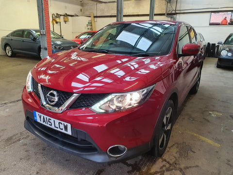 Nissan Qashqai 1.5 dCi N-Tec 5d - Best Price Car Sales Ltd