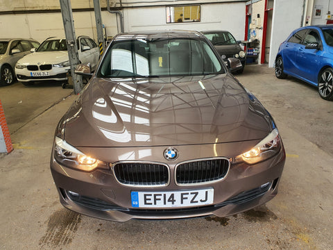 BMW 3-Series Saloon 320d EfficientDynamics Business 4d Step Auto - Best Price Car Sales Ltd