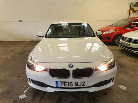 BMW 3-Series Saloon 320d EfficientDynamics 4d Step Auto - Best Price Car Sales Ltd