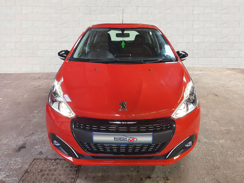 Peugeot 208 Hatchback 1.2 PureTech XS-White 5d-Best Price Car Sales ltd