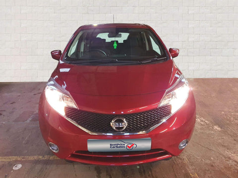 Nissan Note 1.2 Acenta Hatchback Premium 5DR-Best Price Car Sales ltd