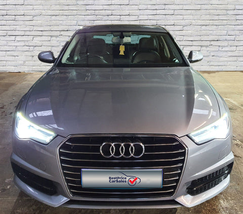 Audi A6 Saloon SE Executive 2.0 TDI Ultra 190PS S Tronic auto 4d-Best Price Car Sales ltd