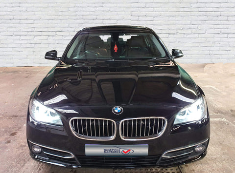 BMW 5-Series Saloon 520d (190bhp) Luxury 4d - Best Price Car Sales Ltd