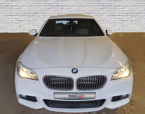 BMW 5-Series Saloon 520d M Sport (Start Stop) 4d Step Auto-Best Price Car Sales ltd