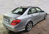 Mercedes-Benz C-Class Saloon C250 CDI BlueEFFICIENCY Sport (2011) 4d Auto - Best Price Car Sales Ltd