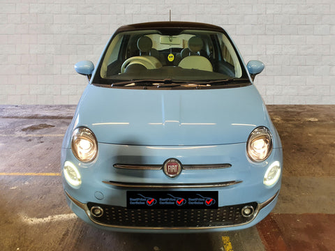 Fiat 500 Hatchback 1.3 Multijet Lounge (12/15-) 3d - Best Price Car Sales Ltd
