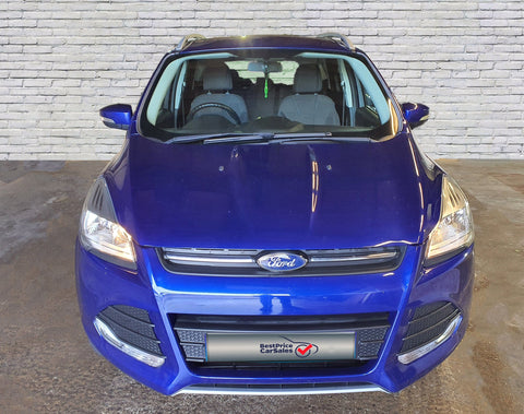 Ford Kuga 2.0 TDCi (150bhp) Zetec 2WD 5d-Best Price Car Sales ltd