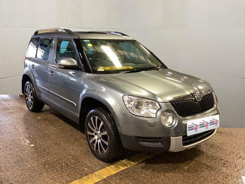 Skoda Yeti 2.0 TDI CR (170bhp) Laurin + Klement 4x4 5d - Best Price Car Sales Ltd
