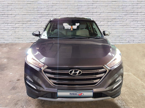 Hyundai Tucson 1.7 CRDi Blue Drive Premium 2WD 5d - Best Price Car Sales Ltd