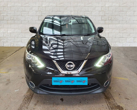 Nissan Qashqai 1.5 dCi Acenta (Smart Vision Pack) 5d - Best Price Car Sales Ltd