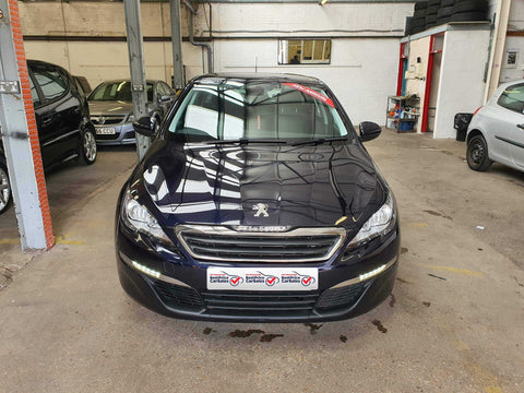 Peugeot 308 SW 1.2 e-THP (130bhp) Active 5d Auto - Best Price Car Sales Ltd