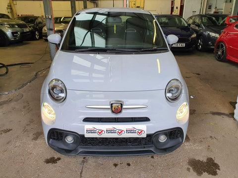 Abarth 595 Hatchback 1.4 Tjet 145hp 3d-Best Price Car Sales ltd