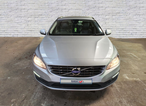 Volvo V60 D2 (120bhp) SE Nav (Leather) 5d Geartronic-Best Price Car Sales ltd