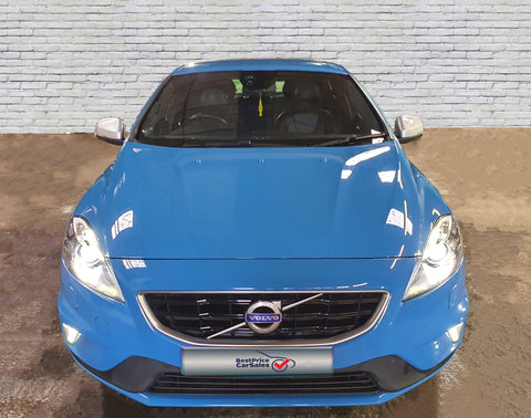 Volvo V40 Hatchback D2 (120bhp) R Design Lux 5d-Best Price Car Sales ltd