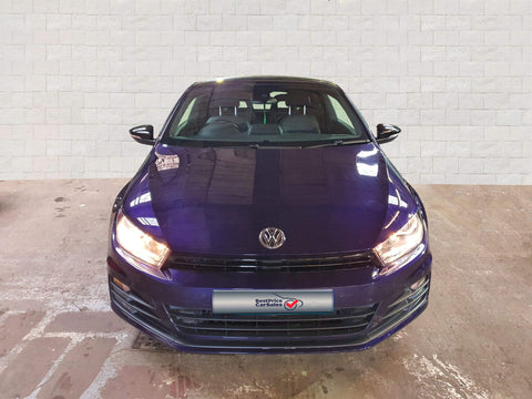 Volkswagen Scirocco 2.0 TDi BlueMotion Tech R Line Black Edition 3d-Best Price Car Sales ltd