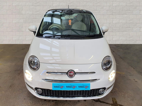 Fiat 500 Hatchback 1.2 Lounge (09/15-) 3d - Best Price Car Sales Ltd