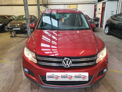 Volkswagen Tiguan 2.0 TDi BlueMotion Tech Match (150bhp) (2WD) 5d - Best Price Car Sales Ltd