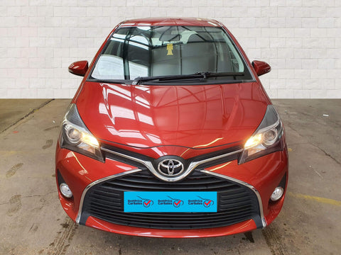 Toyota Yaris 1.0 VVT-i Icon 5d - Best Price Car Sales Ltd