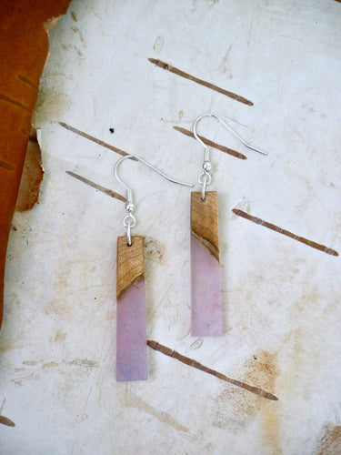 Sunset in the Mountains Collection - Slice Earrings