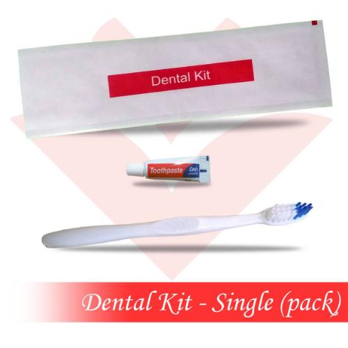 Dental Kit - Single (Soft pack)