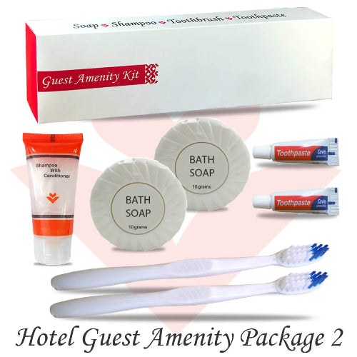 Guest Kit Package 2 airbnb hotel