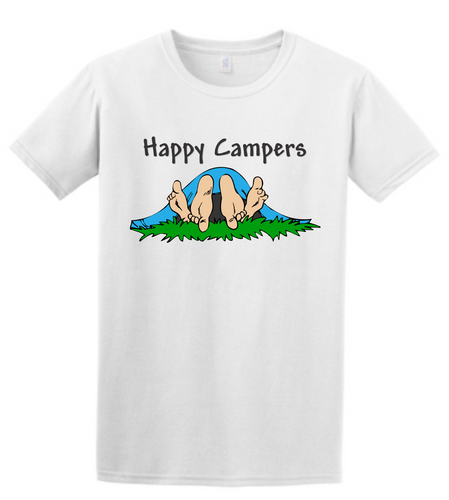 Happy Campers / 64000 4.5oz