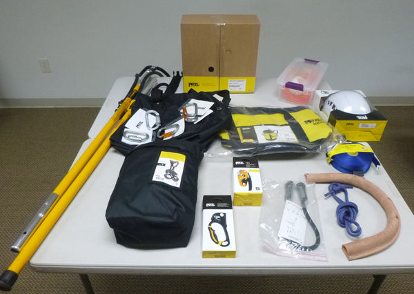 Complete Rope Access Kit