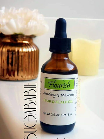 Flourish Hair & Scalp Oil